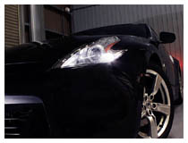 Infiniti LED Parking Lights