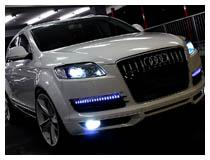 Jeep Flexible LED Strip Lights