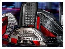 Mercedes-Benz Tail Light Lamps