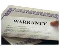 Warranty Claim FAQ